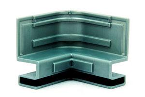 Peças industriais em Polímero